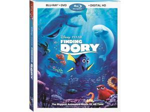 Disney Pixar Finding Dory Blu-Ray Combo Pack (Blu-Ray/DVD/Digital HD)