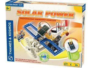 Thames & Kosmos Solar Power Kit