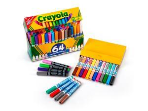 Crayola 64ct Marker Collection