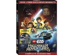 BUENA VISTA HOME VIDEO LEGO STAR WARS-FREEMAKER ADVENTURES (DVD/2 DISC) D139812D