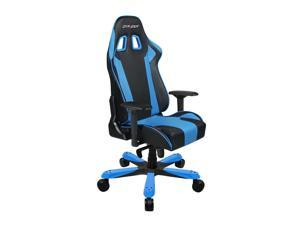 DXRacer King Series OH/KS06/NB Newedge Edition Racing Bucket Seat Big And Tall Gaming Chair With Pillows