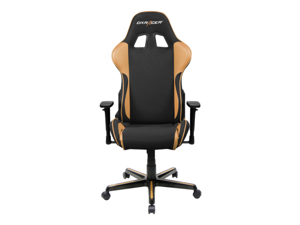 DXRacer Formula Series OH/FH11/NC Newedge Edition Racing Bucket Seat  Chair for PC Gaming and Office - Black & Coffee