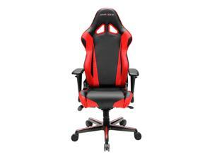 DXRacer Racing Series OH/RV001/NR Newedge Edition Gaming Chair - PVC Ergonomic With Pillows