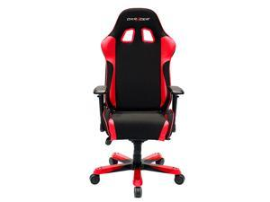 DXRacer King Series OH/KS11/NR Big And Tall Chair Office Chair Gaming Chair Ergonomic Computer Chair eSports Desk Chair Executive Chair Furniture with Pillows