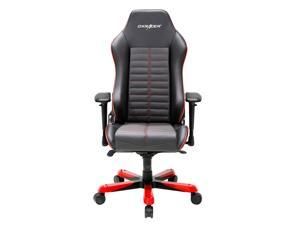 DXRacer Iron Series OH/IS188/NR Big And Tall Chair Newedge Edition office chair X large PC gaming chair computer chair executive chair Leather Chair ergonomic rocker With Pillows