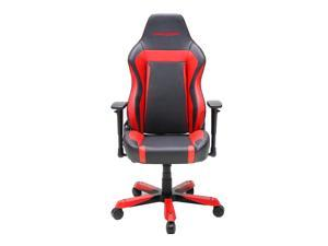 DXRacer Wide Series OH/WZ06/NR Newedge Edition Racing Bucket Seat Office Chair Gaming Chair Ergonomic Computer Chair eSports Desk Chair Executive Chair Furniture With Pillows