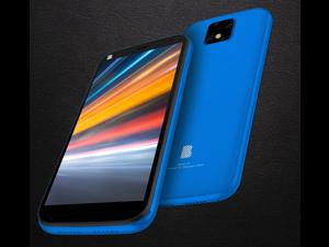 """Blu J4 J170EQ 5.5"""" GSM Unlocked 32GB Dual Sim 8MP Android Smartphone (Blue)"""