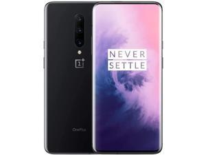 OnePlus 7 Pro 256GB Android, Smartphone 6.67 inch, 48MP Main Lens Triple Camera (Mirror Grey, Single SIM T-Mobile)