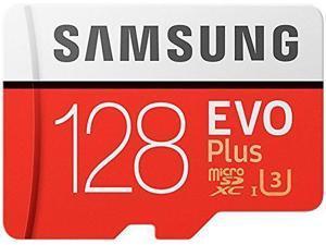 Samsung EVO Plus 128GB Micro SDXC UHS-I Card Class 10 HD 4K MB-MC128G
