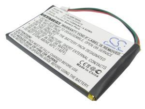 265 270 GPS Units 361-00019-13 010-00621-10 Battery Replacement Compatible with Garmin Nuvi 200 MPF Products 1250mAh 361-00019-11 252 255 260 250 205