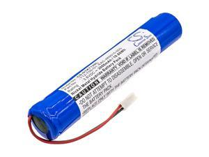 INFICON 712-700-G1, A19267-460015-LSG, EAC-460015-003 Replacement Battery For INFICON D-TEK Select Refrigerant Leak Detector 712-202-G1,