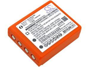 Battery For HBC Radiomatic PM471560 Radiomatic Spectrum 2 Free Shipping