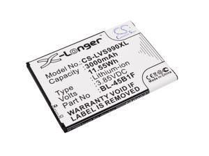 3100mAh / 11 47Wh Battery For LG F120, F120K, F120L, Cell Phone