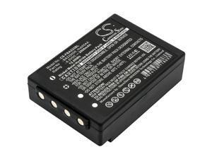 Radiomatic BA214061 Akku Batterie 2000mAh für HBC Radiomatic BA214060