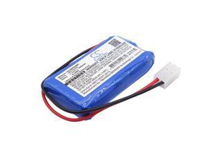 3400mAh Battery For VERIFONE VX675, - Newegg com