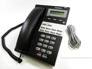Samsung F08DG iDCS 8-Button Speaker Phone (Dark Gray) (KPDF08SED/XAR), Stock# F08DG