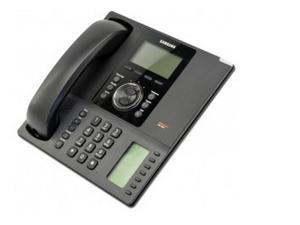 Samsung SMT-i5230D 5-Button Desiless Backlit IP Telephone (SMT-i5230D/XAR), Stock#  SMT-i5230D