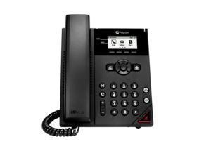 Polycom VVX 150 2-Line IP Phone, Part# 2200-48810-025