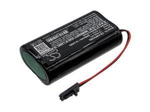 2600mAh 101606-001 Battery for Comsonics 101610-DF QAM Sniffer