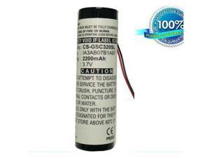 2200mAh Li-ion Replacement Battery for Garmin StreetPilot C330