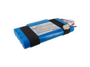5400mAh T4UR18650-F-2-4644 Battery for Fukuda Denshi DS7100, Denshi DS-7100