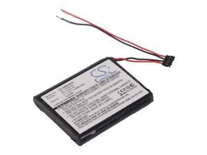 600mAh 361-0043-00, 361-0043-01 Battery for Garmin Edge 200, Edge 205, Edge 500