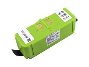 4000mAh 2130LI, 4374392, 4502233 Battery for iRobot Roomba 652 Roomba 665 Roomba 670