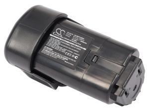 2000mAh LBXR12 Battery for BLACK & DECKER BDCDMT112, EGBL108, EGBL108KB, GKC108, HPL106