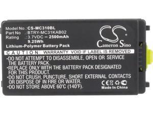 2500mAh 82-127909-02 Battery SYMBOL MC3190-RL2S04E0A, MC3190-RL4S04E0A, MC3190-SL4H12E0U