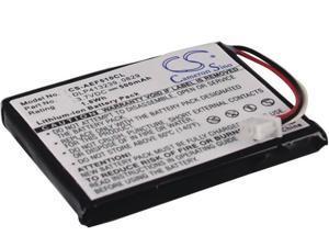 500mAh 0829, 0837, DLP413239 Battery for AEG Fame 510, TEXET TX-D7950