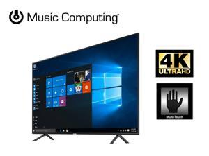 "Music Computing MotionCOMMAND 50"" 2-touch 4K Touchscreen LED TV - Disabled WiFi Version"