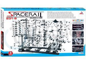 SpaceRail 231-9 Level 9 Steel Marble Roller Coaster SpaceWarp Toys