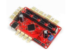 WIFEB 3D Printer Teensylu V0.8 Board Hi3D RepRap Prusa Mendel Printer Driver Board