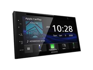 "Kenwood DDX57S 6.8"" Digital Media Receiver with Apple CarPlay and Android Auto"