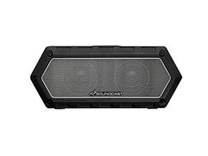 Soundcast VG1 Premium Bluetooth Waterproof Speaker- Shock Resistant - Dynamic Full Range + Bass, Stereo Pair, Works with Siri, iPhone / Android / Samsung / Windows Devices