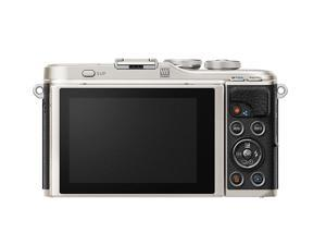 Olympus PEN E-PL9 body with 3-Inch LCD, Onyx Black