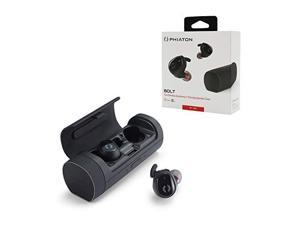 2 in 1 Phiaton BOLT BT 700 True Wireless Earbuds with Built in 3W Speaker Charging Case - Siri, Google Assistant built-in with BA drivers