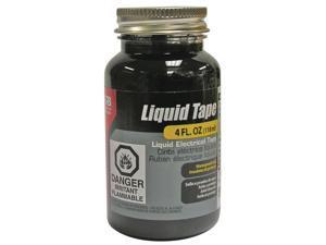 Gardner Bender 4 Oz. Black Electrical Liquid Tape LTB-400