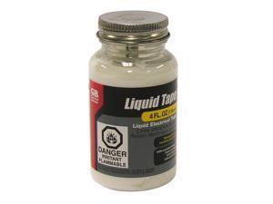Gardner Bender, LTW-400, 4 OZ, White, Liquid Electrical Tape, Waterproof, Indoor / Outdoor Use