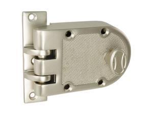 Guard (Like Segal) Solid Jimmy Proof Deadlock Deadbolt Single Cylinder Lock  ...