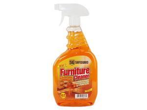 Safeguard 813 32 Oz Furniture Cleaner With Natural Orange Oil