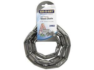 Em-D-Kay 2492 Cotton Sleeved 10mm X 4 Hardened Steel Chain
