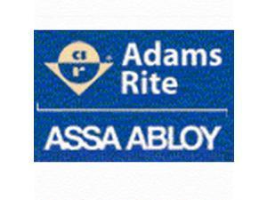 Adams Rite - 3090-01-626 - Electronic Keyless Exit Trim Lock Narrow Stile, Cylindrical, Satin Chrome