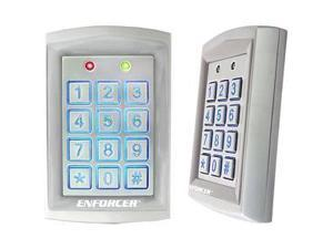 Seco-Larm Sealed Housing Weatherproof Digital Access Keypad w/ Proximity Reader