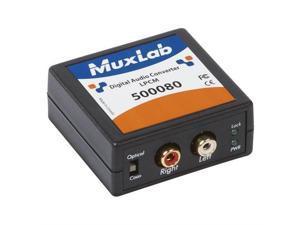 500080 MUXLAB INC AUDIO DIGITAL CONVERTER