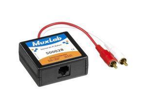 MuxLab 500028 Signal Splitter - 20 kHz