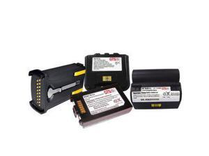 Global Technology Systems GHWAPRO-LI(44) GTS Replacement battery for Teklogix workabout pro handheld device. 4400 mAh, LiIon, 3.7 volts. OEM Part Numbers BTRY-1050192-002 / WA3010