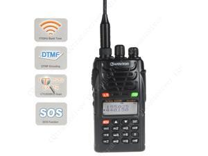 WOUXUN KG-UVD1P Dual Band Two Way Radio VHF 136-174MHz & UHF 400-470MHz Handheld Transceiver with VOX Function