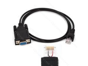 KPG-46 Programming Cable for Kenwood Radio TK763 TK768 TK780 TK785 TK8150 TK8160
