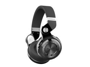 2cc1d66a6cb Bluedio T2+ Bluetooth 4.1 Stereo Wireless On-Ear Headphones, Built-In  Microphone,